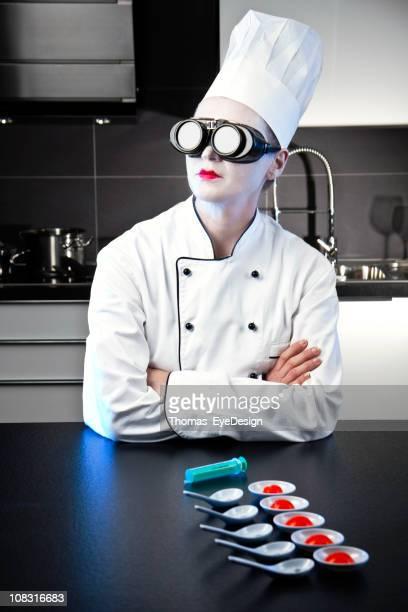 Molekular-Chefkoch