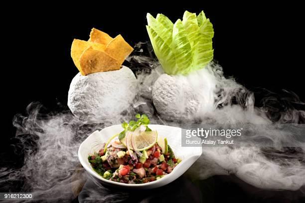 Molecular Gastronomy Salad