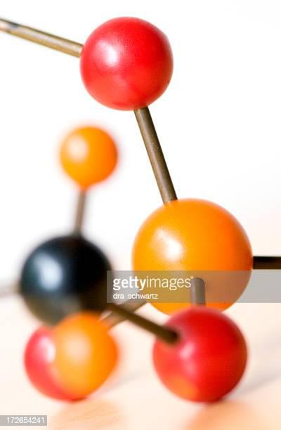 Molekular-Modell