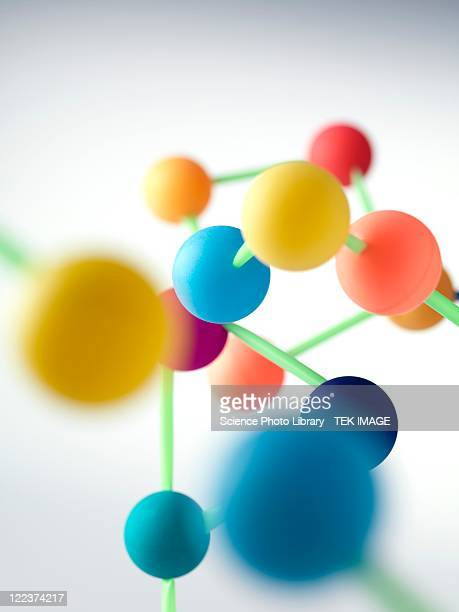molecular structure - molecules stock photos and pictures