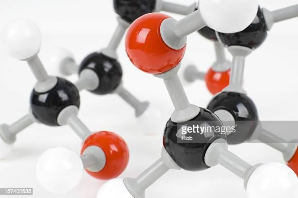 Molekül-Modell
