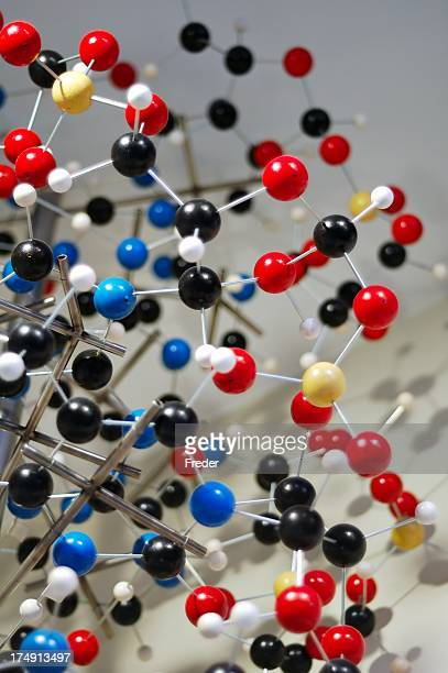 molecules - the four elements stock pictures, royalty-free photos & images