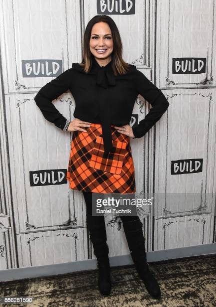 Moll Anderson attends the Build Series to discuss her new book 'Change Your Home Change Your Life With Color' at Build Studio on December 5 2017 in...