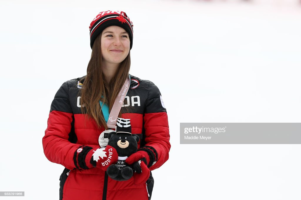 2018 Paralympic Winter Games - Day 9 : News Photo