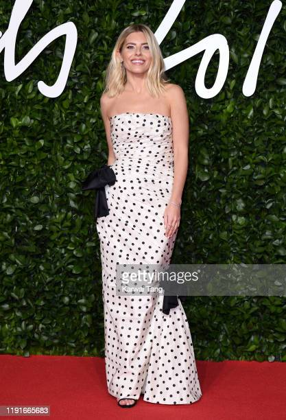 Mollie King attends The Fashion Awards 2019 at the Royal Albert Hall on December 02 2019 in London England