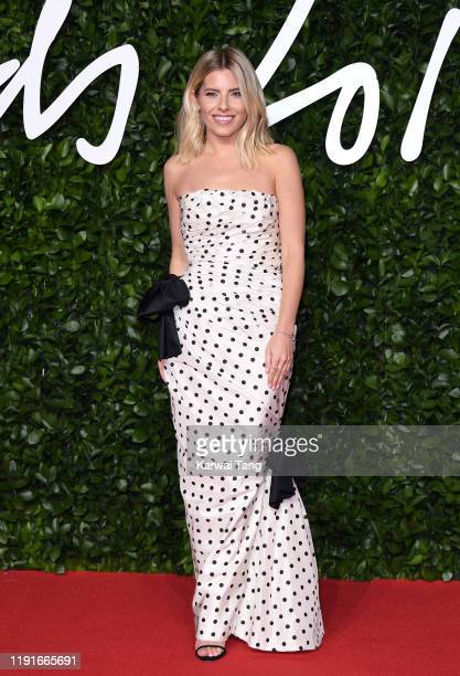 Mollie King attends The Fashion Awards 2019 at the Royal Albert Hall on December 02, 2019 in London, England.