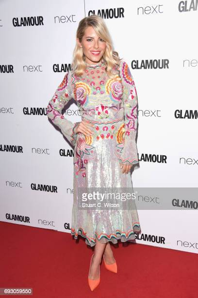 Mollie King attends the Glamour Women of The Year awards 2017 at Berkeley Square Gardens on June 6 2017 in London England