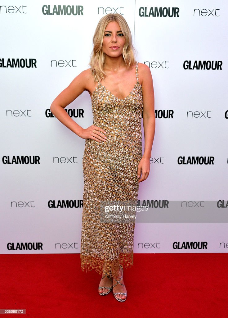 Mollie King attends the Glamour Women Of The Year Awards at Berkeley Square Gardens on June 7, 2016 in London, England.