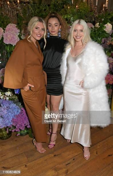 Mollie King Ella Eyre and Alice Chater celebrate The ELLE List in association with MAGNUM ice cream on June 19 2019 in London England
