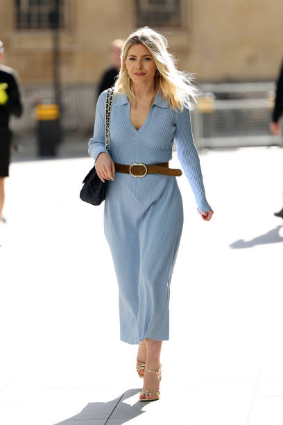 GBR: London Celebrity Sightings - February 26, 2021