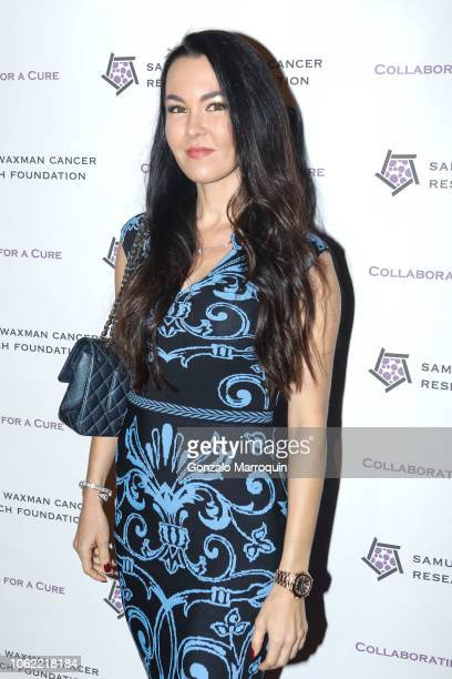 Molly Birkenes during the The Samuel Waxman Cancer Research Foundation's 21st Annual Gala With A Special Performance By DAWES at Cipriani Wall Street...