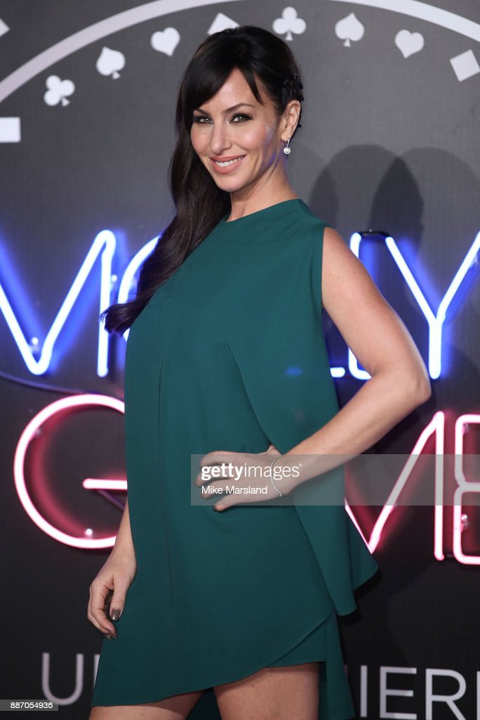 Molly Bloom attending the 'Molly's Game' UK premiere held at Vue West End on December 6, 2017 in London, England.