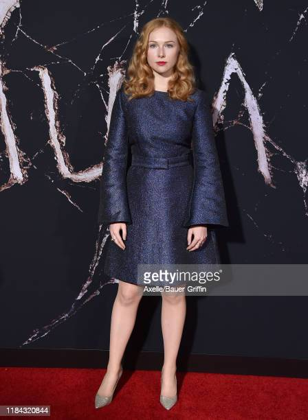 Molly C Quinn attends the Premiere of Warner Bros Pictures' Doctor Sleep at Westwood Regency Theater on October 29 2019 in Los Angeles California