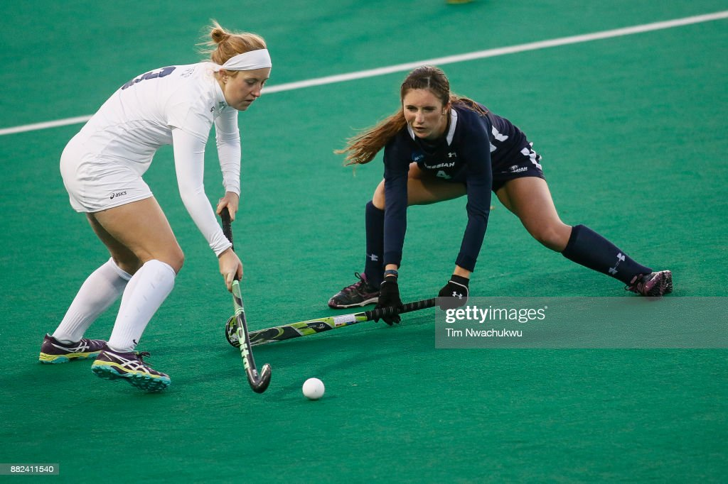 NCAA Division III Women's Field Hockey Championship : News Photo