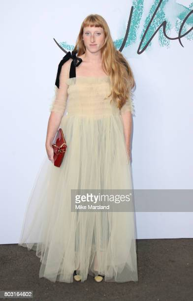 Molly Goddard attends The Serpentine Galleries Summer Party at The Serpentine Gallery on June 28 2017 in London England