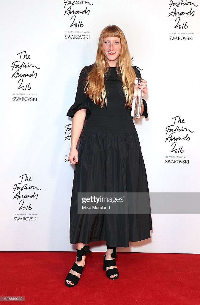 The Fashion Awards 2016 - Winners Room : News Photo
