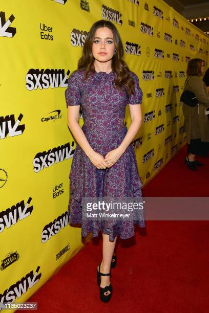 Molly Gordon attends the Booksmart Premiere 2019 SXSW Conference and Festivals at Paramount Theatre on March 10 2019 in Austin Texas