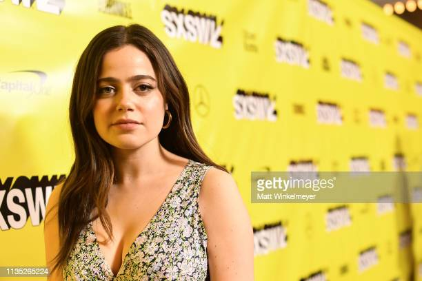 Molly Gordon attends the Good Boys Premiere 2019 SXSW Conference and Festivals at Paramount Theatre on March 11 2019 in Austin Texas