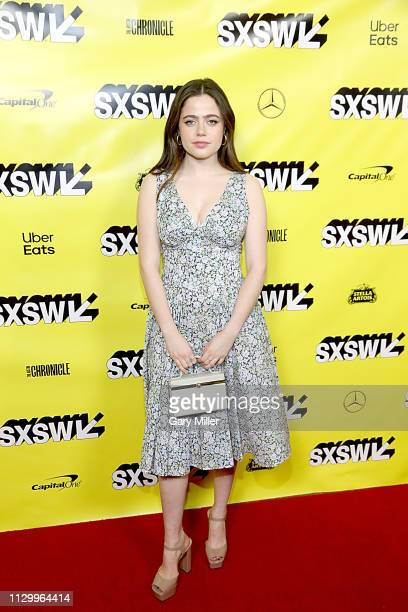 Molly Gordon attends the premiere of 'Good Boys' during the 2019 SXSW Conference and Festivals at the Paramount Theatre on March 11 2019 in Austin...