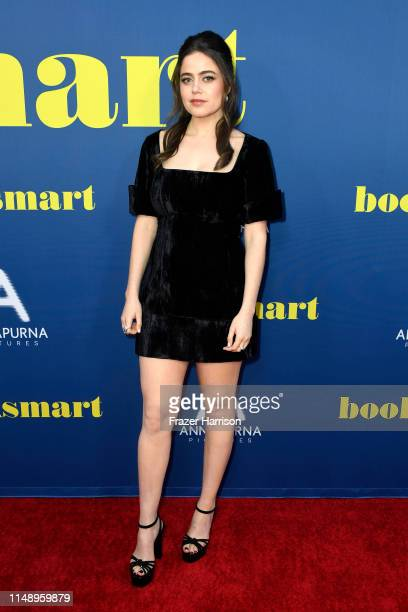 Molly Gordon attends the LA special screening of Annapurna Pictures' Booksmart at Ace Hotel on May 13 2019 in Los Angeles California