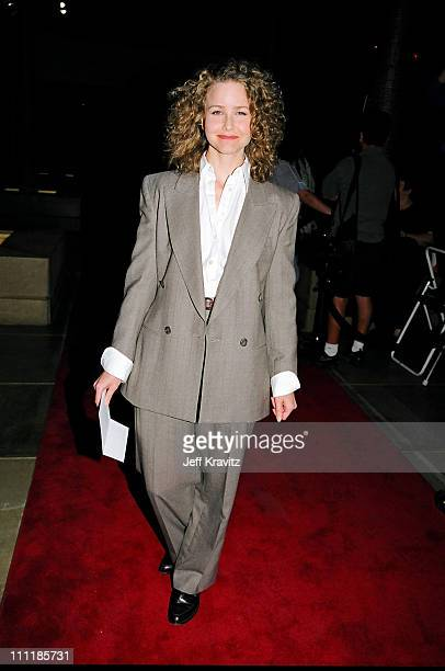 Molly Hagan during Election Premiere at Egyption Theatre in Hollywood California United States