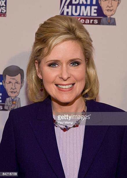 Molly Henneberg attends salute to Brit Hume at Cafe Milano on January 8, 2009 in Washington, DC.