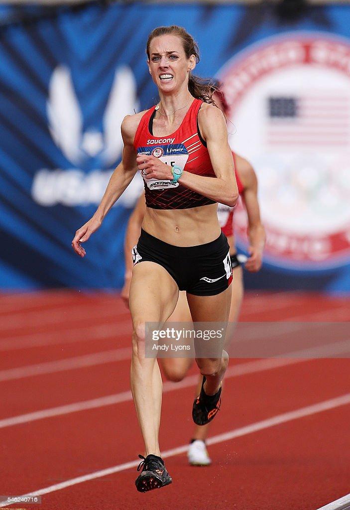 2016 U.S. Olympic Track & Field Team Trials - Day 10 : News Photo