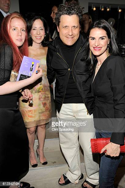 Molly JongFast Sharon Coplan Hurowitz Isaac Mizrahi and Annabella Murphy attend Molly JongFast's THE SOCIAL CLIMBER'S HANDBOOK A Novel launch party...