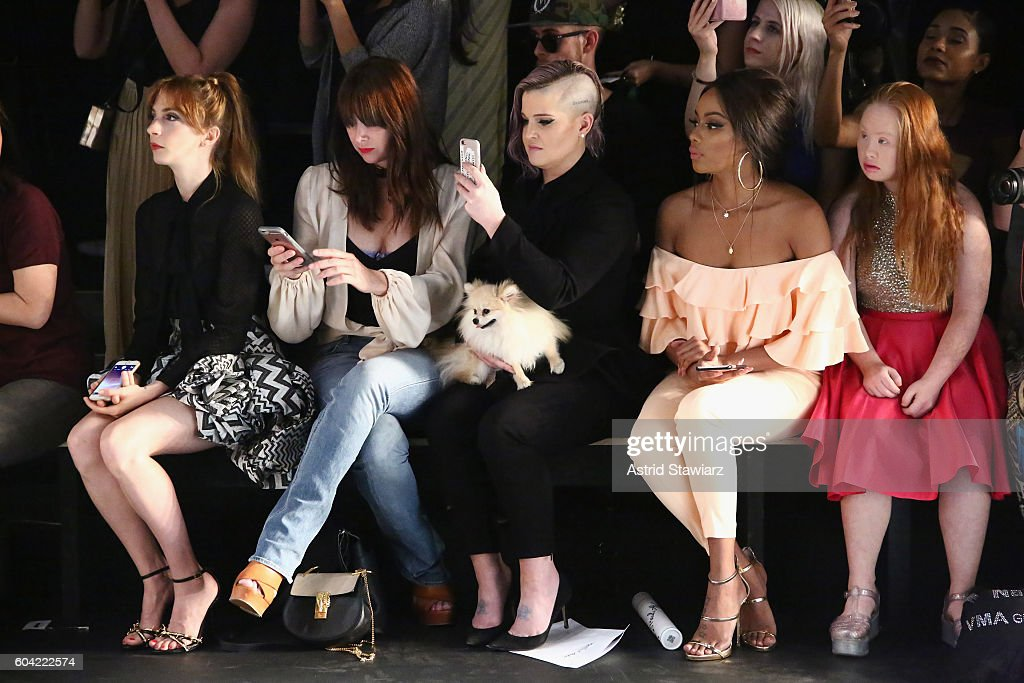 John Paul Ataker - Front Row - September 2016 - New York Fashion Week