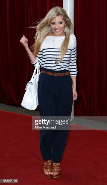 Molly King attends 'An Audience With Michael Buble' at The London Studios on May 3, 2010 in London, England.