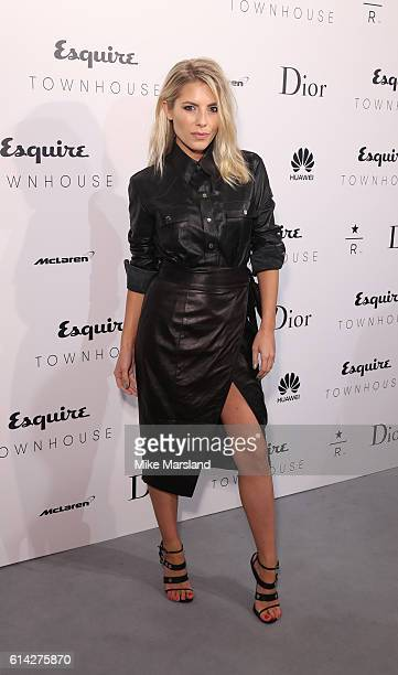 Molly King attends the Esquire Townhouse with Dior launch party on October 12 2016 in London England