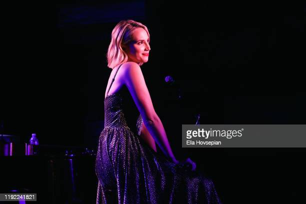 Molly McCook performs at Rockwell Table and Stage on December 05 2019 in Los Angeles California