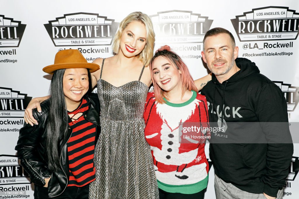 A Molly Jolly Christmas: A Holiday Concert With Molly McCook And Friends : News Photo
