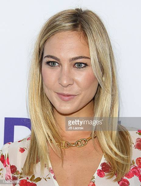 Molly McQueen arrives at the Los Angeles Premiere 'The To Do List' at Regency Bruin Theatre on July 23 2013 in Los Angeles California