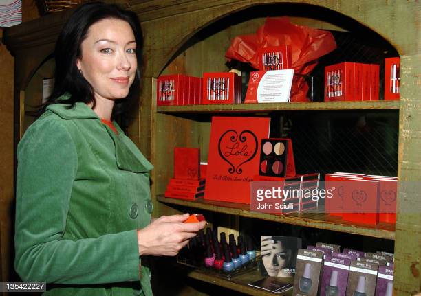 Molly Parker at Fred Segal during 2005 Park City Fred Segal Boutique at Village at the Lift at Village at the Lift in Park City Utah United States