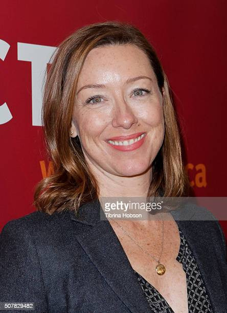 Molly Parker attends the 2016 ACTRA National Award of Excellence at The Beverly Hilton Hotel on January 31 2016 in Beverly Hills California