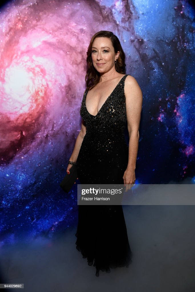 Molly Parker attends the Premiere Of Netflix's 'Lost In Space' Season 1 After Party at Le Jardin LA on April 9, 2018 in Los Angeles, California.