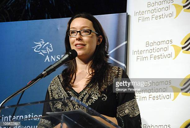 Molly Parker during 3rd Annual Bahamas Film Festival Closing Day at Atlantis Paradise Island in Nassau Bahamas