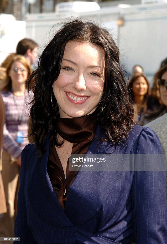 Molly Parker during The 20th Annual IFP Independent Spirit Awards - Arrivals in Santa Monica, California, United States.