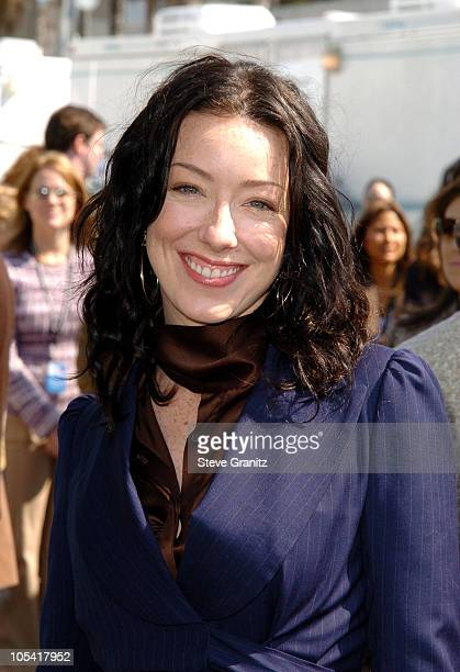 Molly Parker during The 20th Annual IFP Independent Spirit Awards Arrivals in Santa Monica California United States