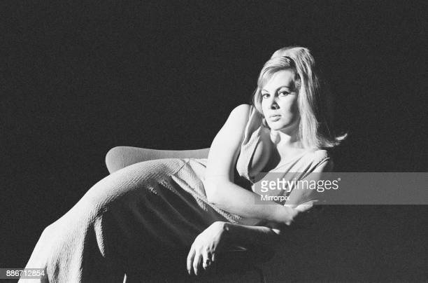 Molly Peters, actress who starred as Nurse Patricia Fearing in 1965 James Bond film Thunderball, Studio Pix, 30th December 1966.