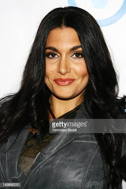 Molly Qerim attends the Generosity Water's 4th Annual Night Of Generosity held at the Hollywood Roosevelt Hotel on May 4 2012 in Hollywood California