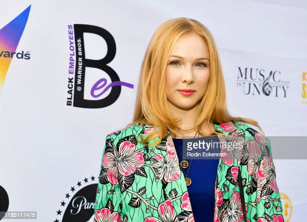 Molly Quinn attends the 2019 Kids In The Spotlight Awards at Paramount Pictures on November 02 2019 in Los Angeles California