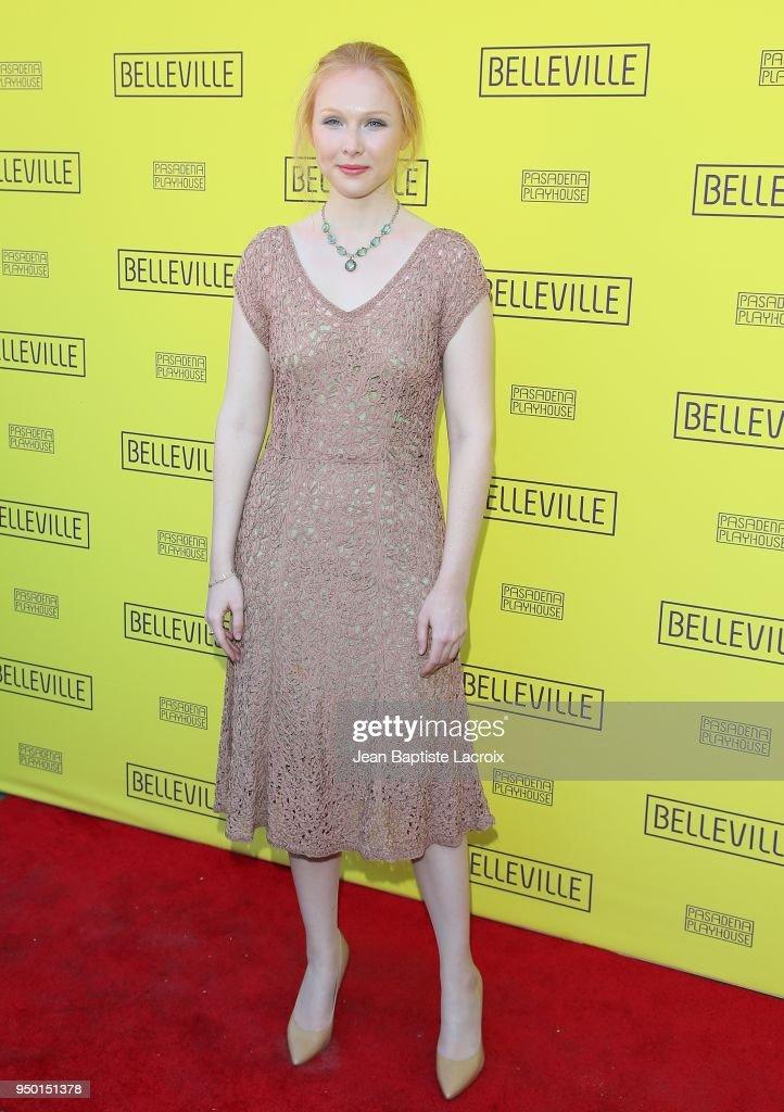 "Pasadena Playhouse Presents Opening Night Of ""Belleville"" - Arrivals"