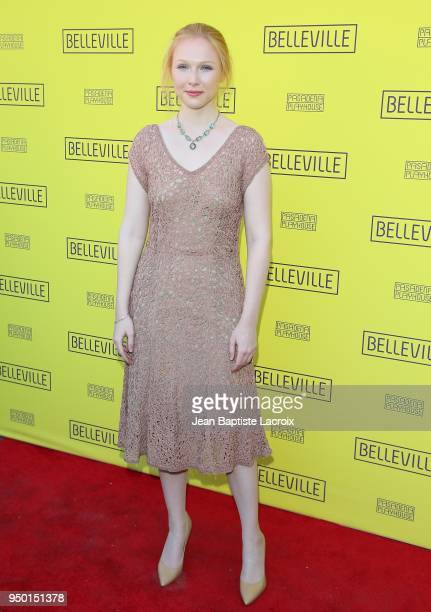 Molly Quinn attends the Opening Night Of 'Belleville' presented by Pasadena Playhouse on April 22 2018 in Pasadena California
