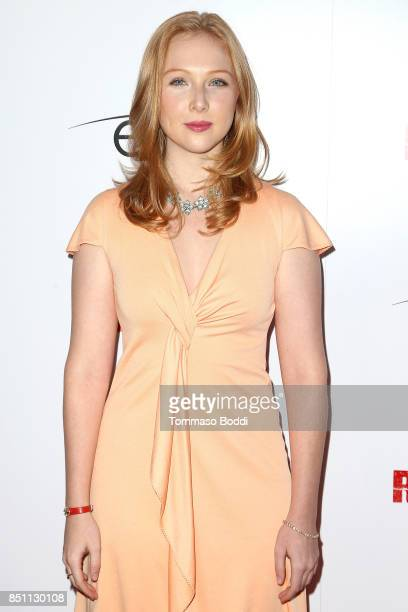 Molly Quinn attends the Premiere Of Epic Pictures Releasings' 'Last Rampage' at ArcLight Cinemas on September 21 2017 in Hollywood California