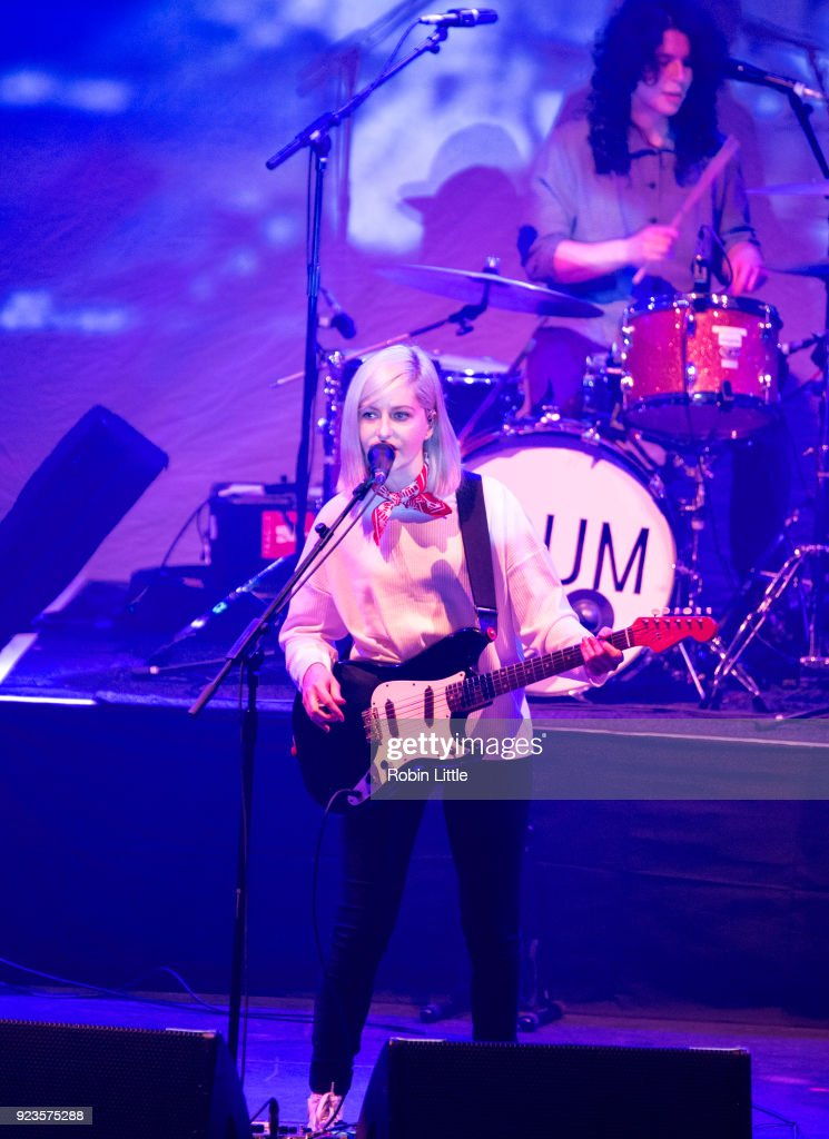 Alvvays Perform At The Roundhouse, London