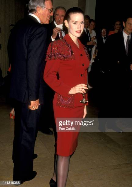 Molly Ringwald at the 5th Annual Governor's Arts Awards Beverly Hilton Hotel Beverly Hills