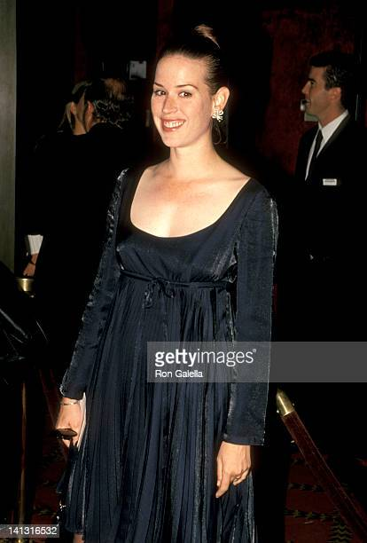 Molly Ringwald at the NY Premiere of 'City Slickers II: Legend of Curly's Gold', Ziegfeld Theater, New York City.