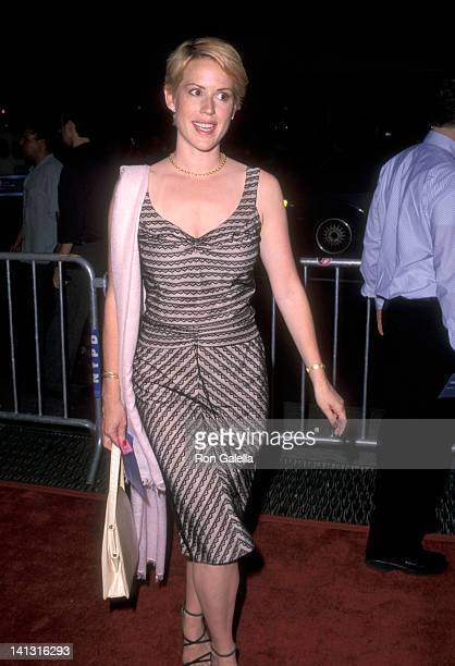Molly Ringwald at the Premiere of 'Planet of the Apes' Ziegfeld Theater New York City